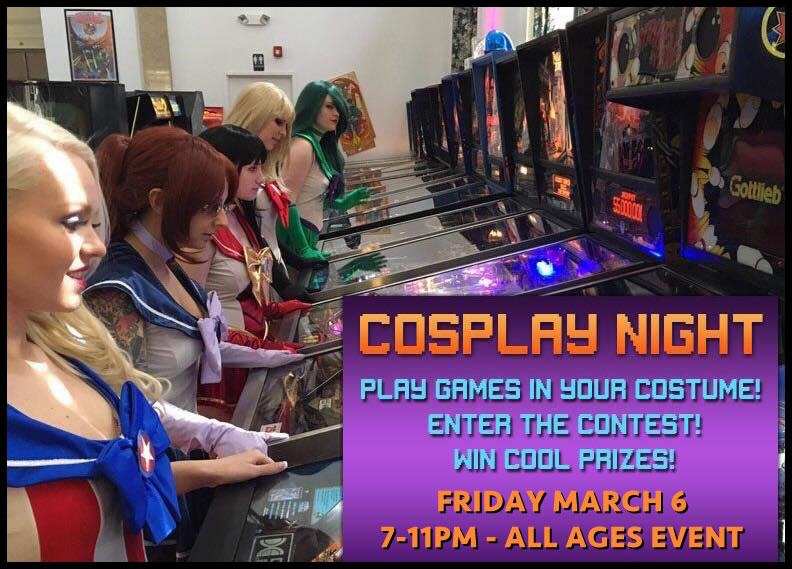 Morristown Game Vault Cosplay Event